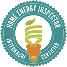 InterNACHI Certified Home Energy Inspector