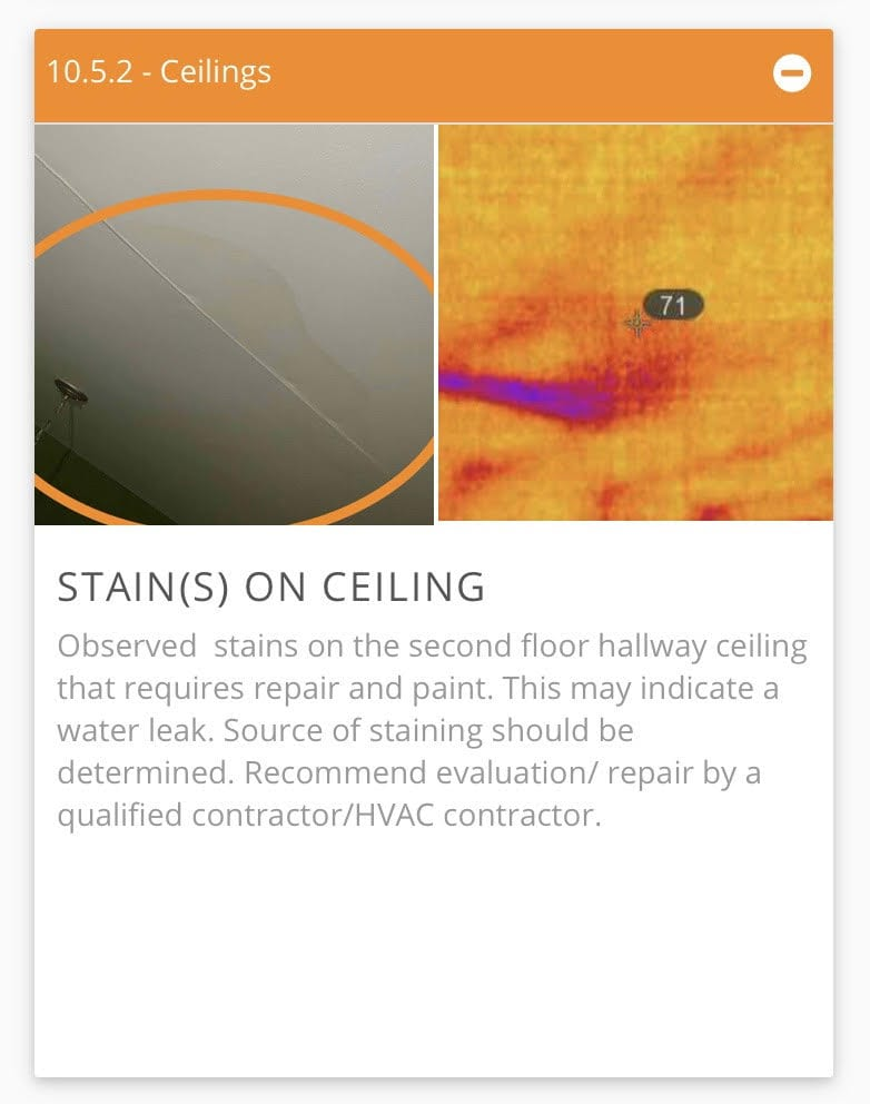 Home Assure Inspection Service by GistCo LLC Infrared